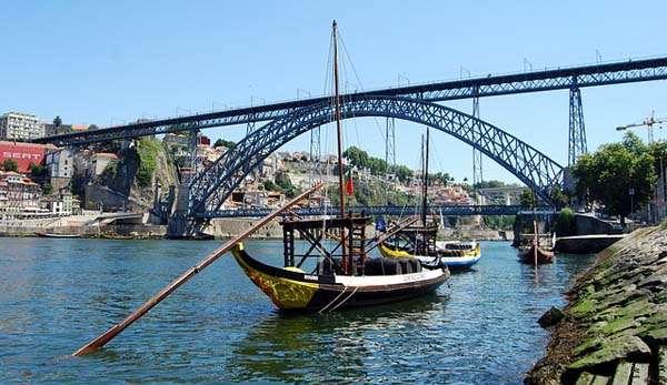 Puente en Oporto