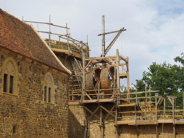 castillo-de-guedelon