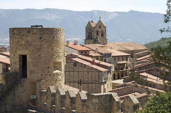 Burgos, desde el castillo