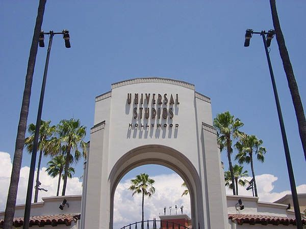 Estudios Universal en Los Angeles