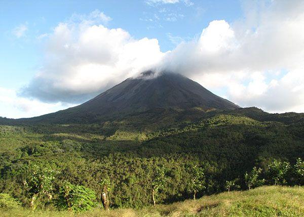 Naturaleza en Costa Rica