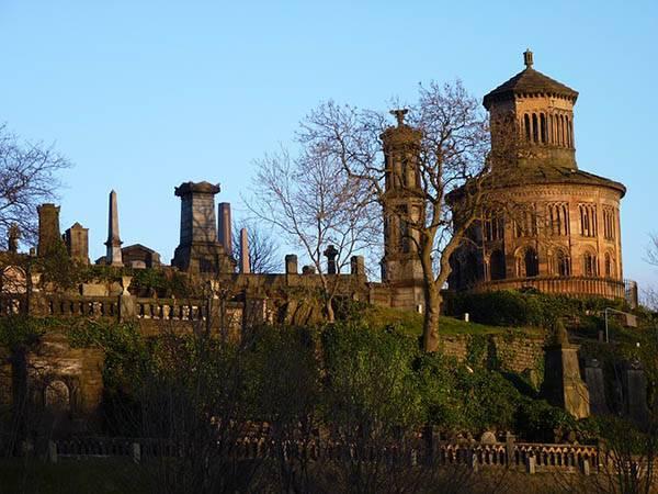 Necropolis de Glasgow