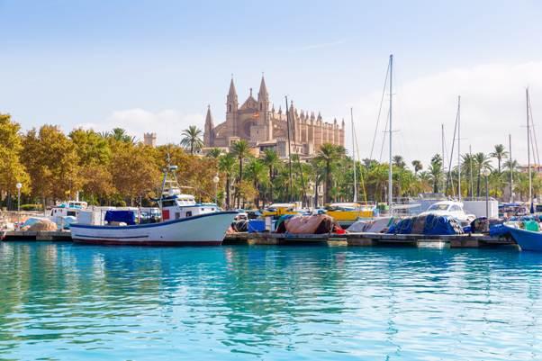 Que visitar en Palma de Mallorca - Catedral