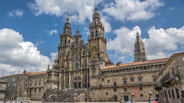 Que visitar en Santiago de Compostela - Plaza del Obradoiro