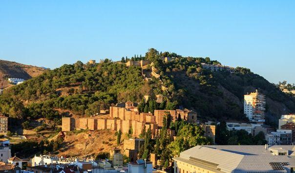Alcazaba y Castillo de Gibralfaro