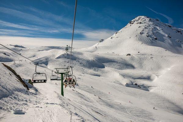Estacion de esqui de Formigal