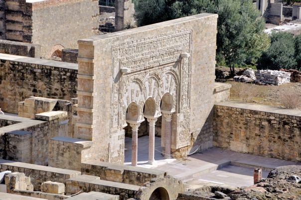 Medina Azahara en Cordoba