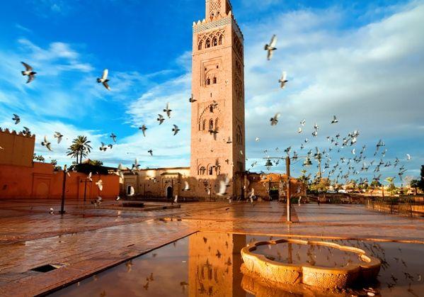 Mejores ciudades de Marruecos - Marrakech