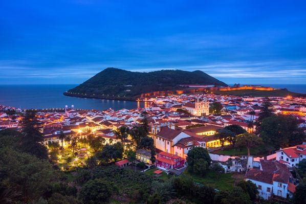Angro do Heroismo en Terceira
