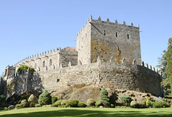Castillo de Soutomaior - excursion desde Sanxenxo