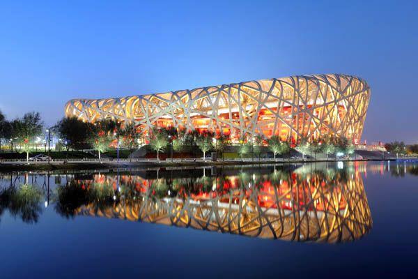Estadio Nacional de Pekin Nido de Pájaro