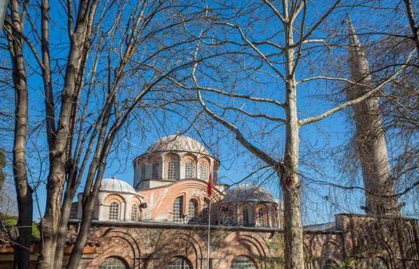 Iglesia de San Salvador Estambul
