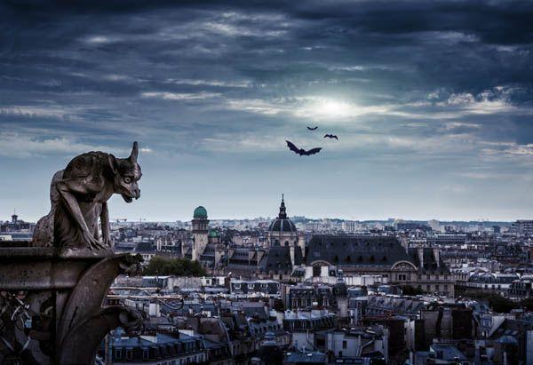 Fiesta de Halloween 2018 en París