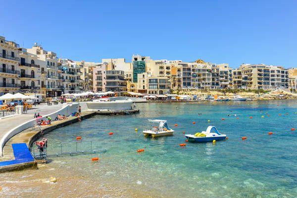 Isla de Gozo en Malta