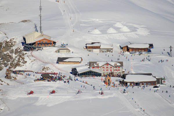Estación de esquí de Wengen