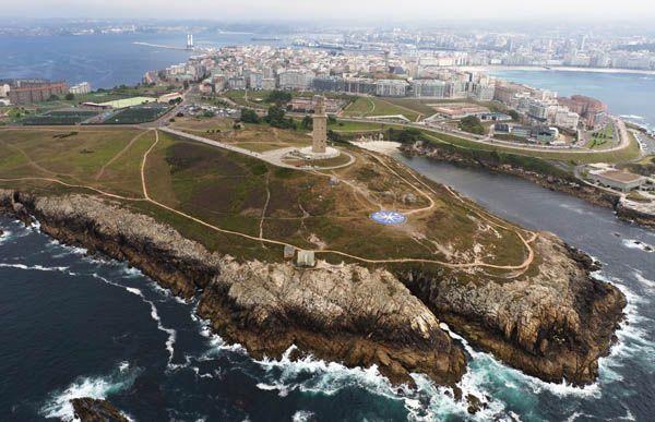 Que ver en A Coruña en 2 días