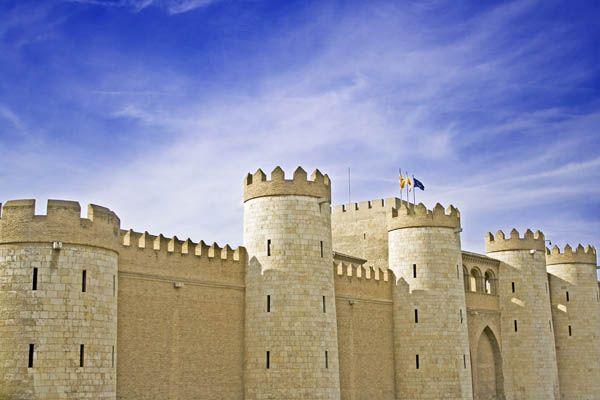 Palacio de la Aljaferñia de Zaragoza