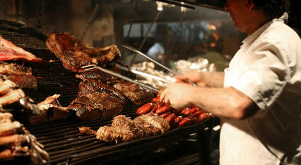 Carne argentina, Buenos Aires