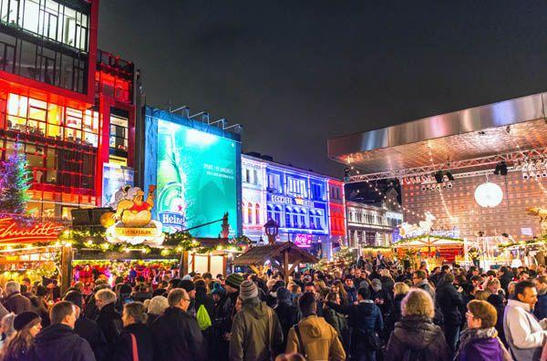 Fiesta en St Pauli, Hamburgo