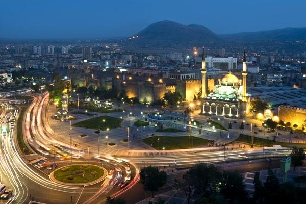Kayseri, Turquía