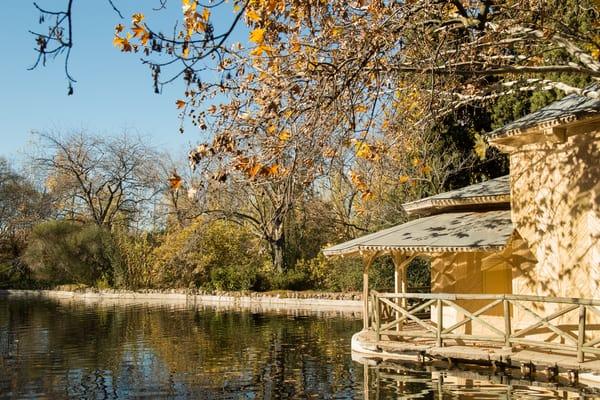 Parque del Capricho Madrid
