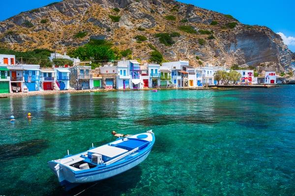 Milos Islas Griegas
