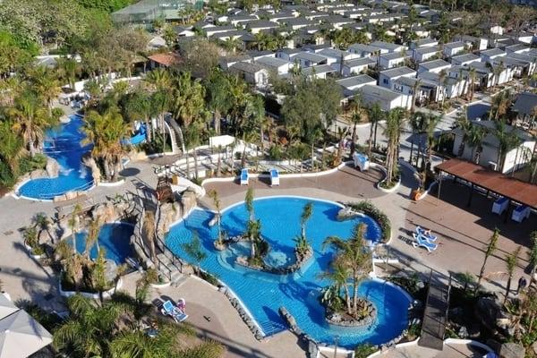 Hotel la Siesta Salou Resort and Camping, Camping para niños