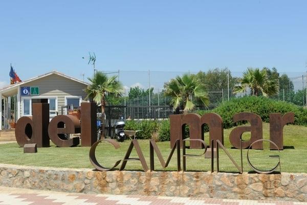 Camping del Mar, camping para niños