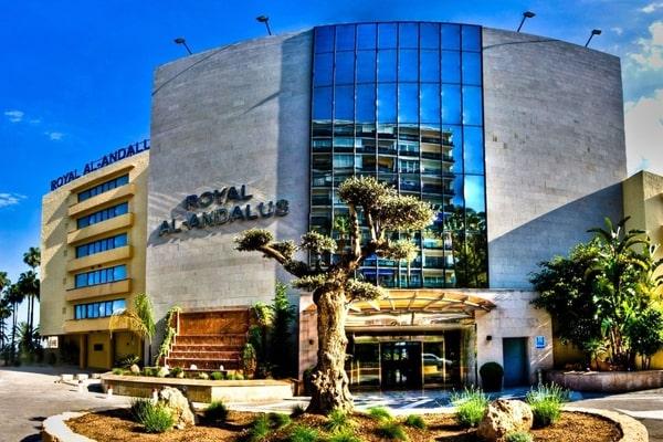 Hotel Royal Al-Andalus,. Torremolinos