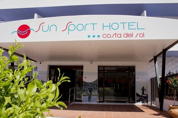 Hotel Sun Sport, Torremolinos