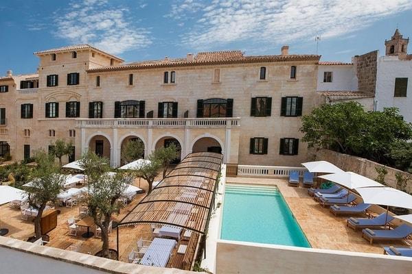 Hotel Can Faustino en Menorca