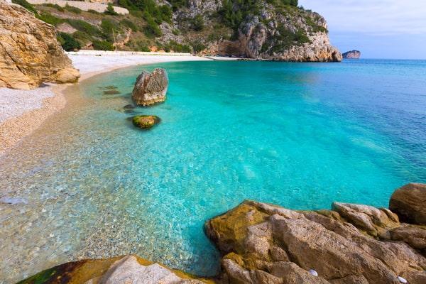 Playa de la Granadella, Alicante