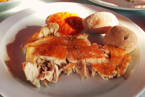 Sancocho canario