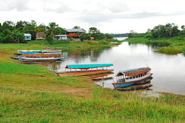 Barcos Amazonas, Iquitos
