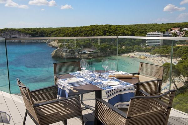 Hotel Meliá Cala Galdana en Menorca