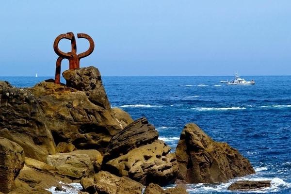 El Peina de los Vientos, San Sebastián
