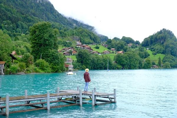 Viaje a los Alpes