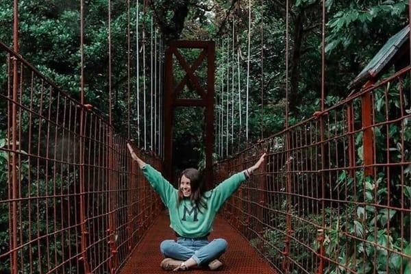 Viaje a Costa Rica Marta