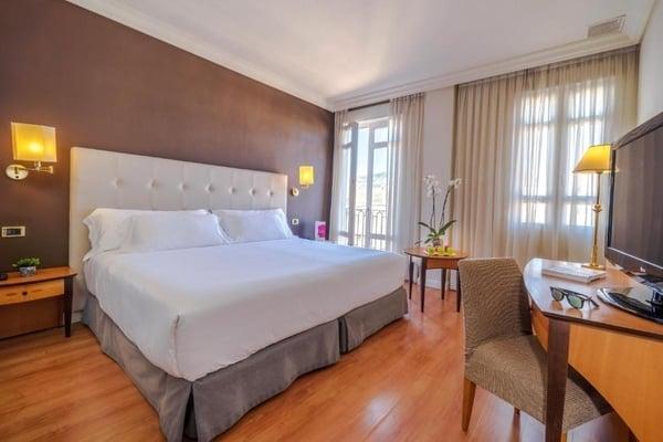 Los mejores hoteles en Granada: Barceló Carmen Granada
