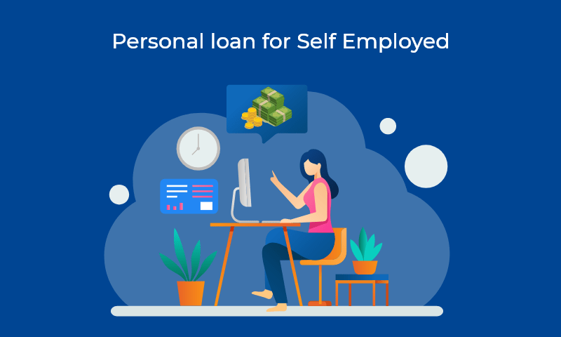 self employed personal loa