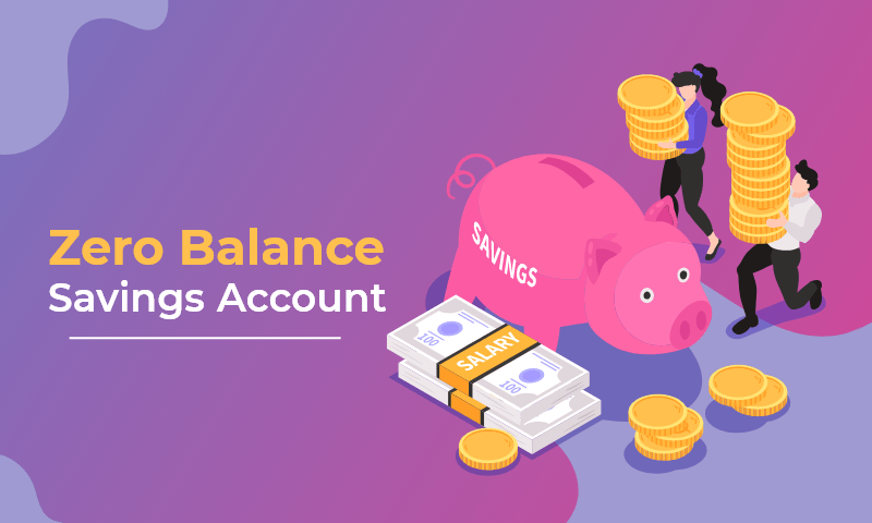 What are the Top Zero Balance Savings Account
