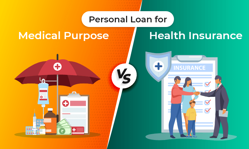 Madical loan vs Health insurance