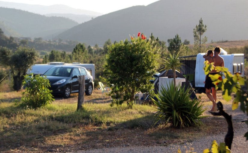 Camping Quinta de Odelouca blog