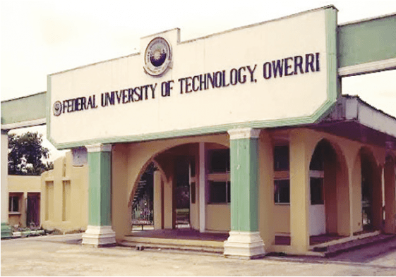 FUTO Post-UTME/DE 2020: Cut-off Mark, Eligibility and Registration Details