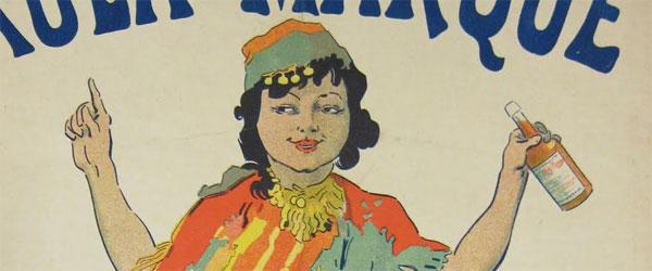 Kola Marque.  Tónico vintage