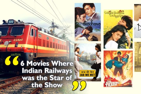 6 Movies where Indian Railways was the star of the Show