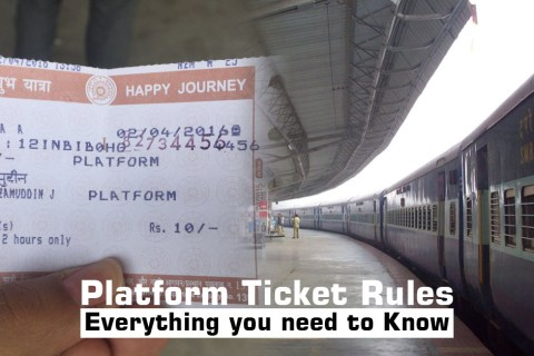 Everything You Need to Know About Platform Ticket Rules