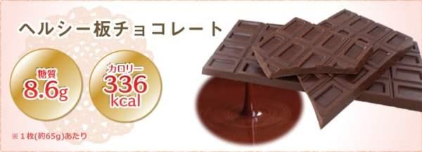 糖質制限 板チョコ