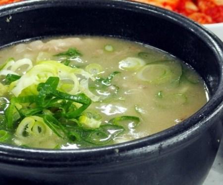 韓国スープ 糖質制限