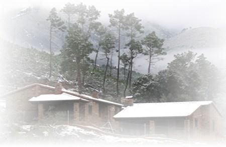 navidad en las hurdes casas rurales